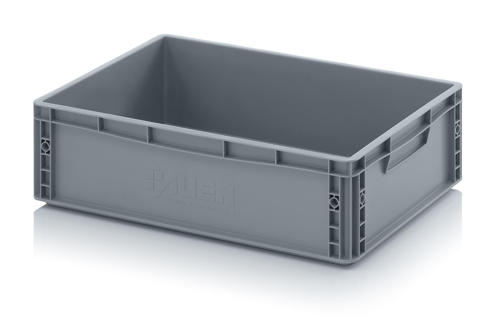Euro container (ladă) plastic EG64/17 HG